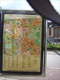 Image for Heerlen city center map