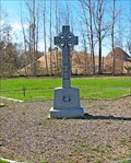 Image for Old Holy Trinity Church Commemorative Cross - Middleton, NS