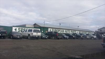 Speedway Auto Salvage >> European Speedway Auto Parts Kingston Ontario
