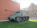 Image for M4A2(76) Sherman Tank, Sarnia, ON