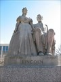 Image for Abraham and Mary Todd Lincoln Monument - Racine, WI