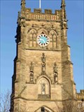 Image for Bell Tower, St Mary & All Saints, Kidderminster, Worcestershire, England