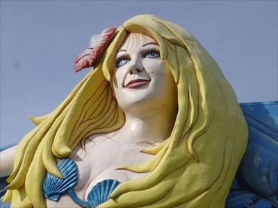 Giant Mermaid - Kissimmee