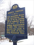 Image for Roberts Torpedo - Titusville, PA