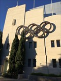 Image for 1984 Olympic Rings - Los Angeles, CA
