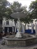 Image for Fontaine de la Place du Général de Gaulle (Chinon, Centre, France)