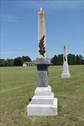 Image for General Dick Taylor Memorial - Mansfield, LA