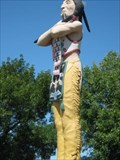 Image for Big Statue of Hiawatha