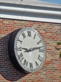 Image for W. W. Walton Chapel Clock - Belton, TX