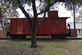 Image for 1902 Wooden-Braced Caboose -- Irving TX