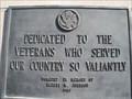 Image for Eureka City Cemetery Veterans Memorial - Eureka, UT