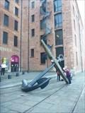 Image for Anchor - Merseyside Maritime Museum - Liverpool, Merseyside, England, UK.