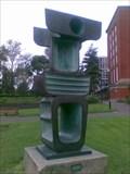 Image for Ancestor 1 - Barbara Hepworth, Birmingham University, UK