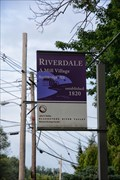 Image for Riverdale  A Mill Village - Northbridge MA