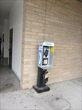Image for Payphone by the Library - Cabrillo College - Aptos, CA