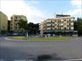 Image for Fountain in a roundabout - Lido degli Estensi, Emilia-Romagna, Italy