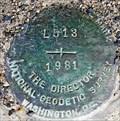 Image for Benchmark L 513 - Tonasket, WA