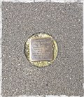 Image for Stolpersteine - Ludwig Kentner, Heidenheim, BW, Germany