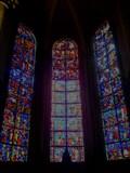 Image for Les vitraux de la Cathédrale de Bourges - France