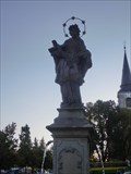 Image for St. John of Nepomuk - Trhová Kamenice, Czech Republic