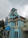 Image for Planet Snoopy Town Clock - Canada's Wonderland - Vaughan, ON