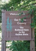 Image for The Redwood Gate to the Golden State  -  Del Norte County, CA