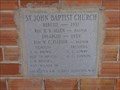 Image for 1951 - St. John Missionary Baptist Church - Decatur, TX