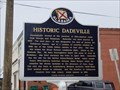 Image for Historic Dadeville