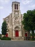 Image for Eglise Champ St Père, France