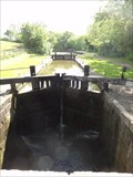 Image for Lock 40 On The Leeds Liverpool Canal - Bank Newton, UK