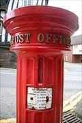 Image for West Gate Post Box, Warwick, UK