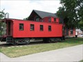 Image for Depot Museum Caboose #14662- Batavia, IL