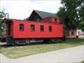 Image for Depot Museum Caboose #14662- Batavia, IL