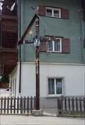 Image for Traditional Wayside Cross Unteregasse - Saas-Grund, VS, Switzerland