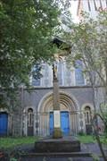 Image for St Mary the Virgin Wayside Shrine -- Cardiff, Wales, UK