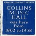 Image for Collins' Music Hall - Islington Green, London, UK