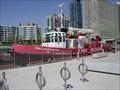 Image for WM. Lyon MacKenzie Fire Rescue Boat - Toronto, Ontario, Canada