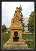 Image for Combined World War I & II Memorial - Cervenka, Czech Republic