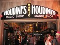 Image for Houdini's Magic Shop, New York New York - Las Vegas, NV