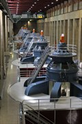 Image for FIRST -- Hydroelectric Power Generation at Hoover Dam, Hoover Dam nr AZ Elevators