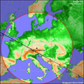 Image for ISS Sighting: Boulogne-sur-mer, France - Prien am Chiemsee, Germany - Site 2