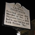 Image for Caswell Courthouse, G-6