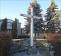 Image for Croix de cimetière - cimetière de Saint-Léonard, Montréal, Québec