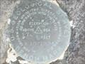 Image for USGS BM - K 10 - Hulls Cove ME