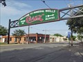 "Image for Mineral Wells' ""Home of Crazy"" Sign Back After 62 Years"