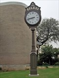 Image for City Planning & Engineering Clock - Euless, TX