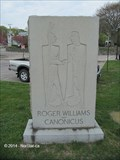 Image for Roger Williams and Canonicus - Jamestown, RI