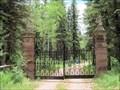 Image for Osgood Castle Gates - Redstone, CO