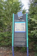 Image for Crane Lake Historical Marker - rural Crane Lake, MN