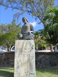 Image for Edith L. Williams Statue - Charlotte Amalie, St. Thomas, US Virgin Islands